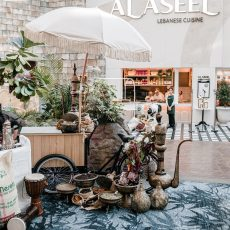 Al Aseel Bankstown Opening Night