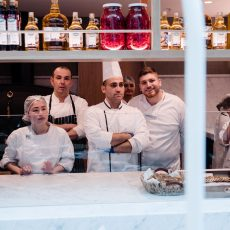 Al Aseel Bankstown Opening Night Chefs