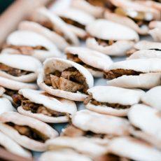 Al Aseel Bankstown Opening Night - Chicken Shawarma